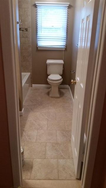 contractor for bathrooms