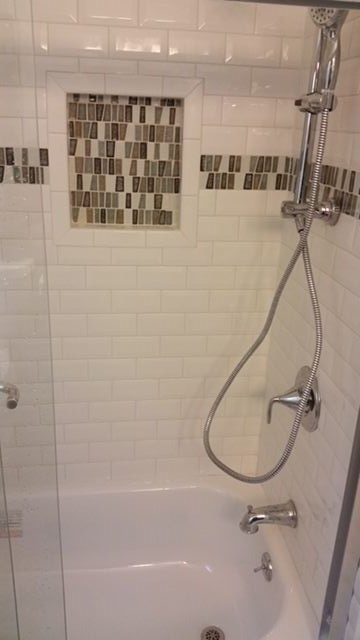 contractor for shower installation