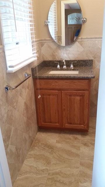 custom bathroom contractor brick NJ