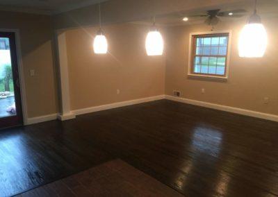 custom floor installations
