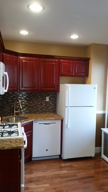 custom kitchen cabinets installation