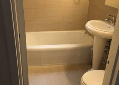 kingdom contracting bathroom renovation