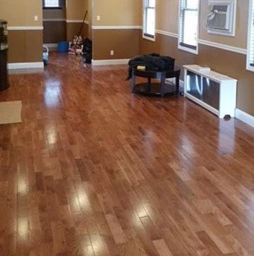 kitchen flooring brick NJ