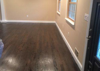 living room floor installations