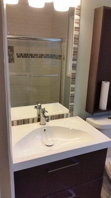 professional sink installation