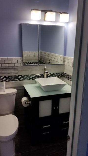 remodeling bathrooms in brick nj