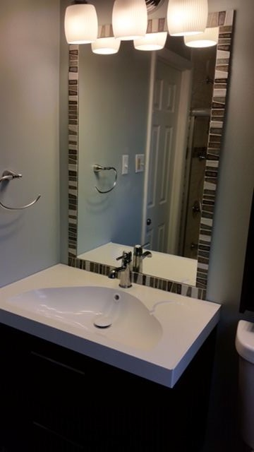 tub and shower installations